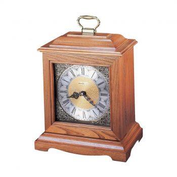 Continuum Oak Clock